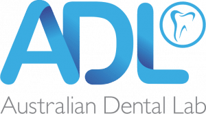 The old ADL (Australian dental Lab) logo